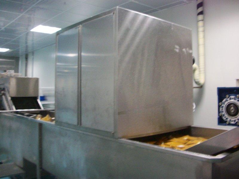 中央廚房醬料冷卻系統