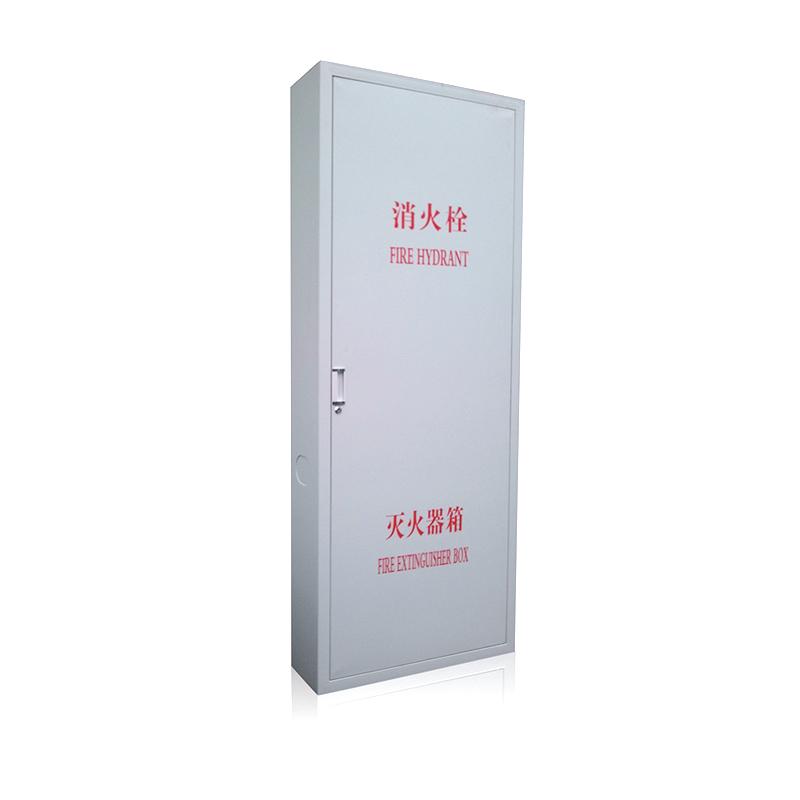 全钢制消火栓箱(机场专用)1900x750x240
