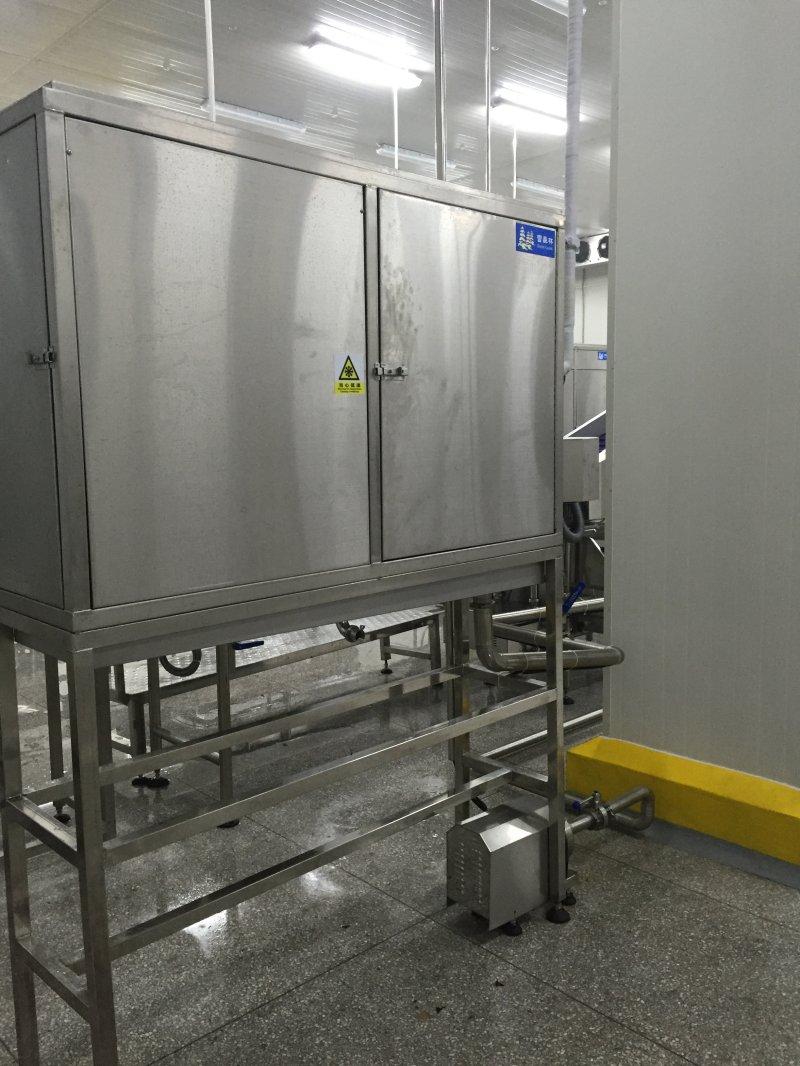 蔬菜水冷卻系統