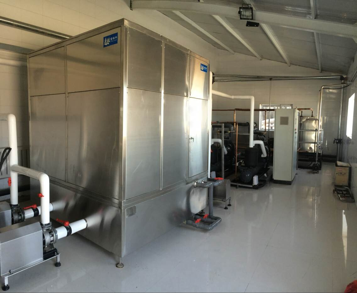 大中型牧場牛奶速冷系統